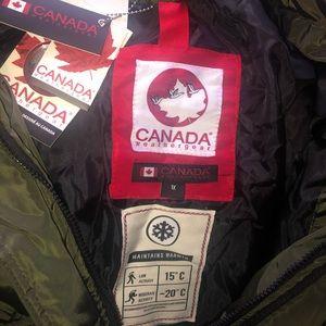 Canada Weathergear Ladies Coat